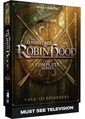 The Adventures of Robin Hood - The Complete Series