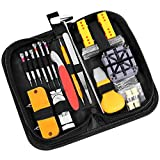 Ohuhu Watch Repair Tool Kit Professional 156pcs Spring Bar Watch Band Link Pin