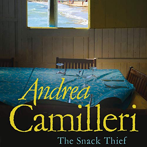 The Snack Thief cover art