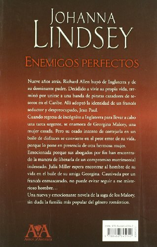 Enemigos perfectos (Saga de los Malory)
