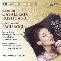 Mascagni: Cavalleria Rusticana / Leoncavallo: I Pagliacci (2010-11-09)