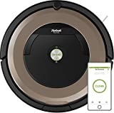 iRobot Roomba 895 Robot Vacuum Cleaner, WiFi Connected and Programmable via App, Bronze