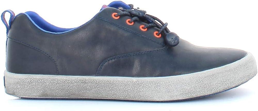 Armata di mare , scarpe per uomo , sneakers basse , in pelle , numero 41 eu AMU W7B131
