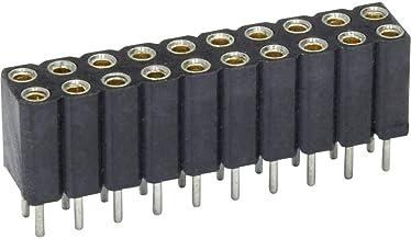 econ connect Buchsenleiste (Präzision) Anzahl Reihen: 2 Polzahl je Reihe: 40 MP70D80 1 St.