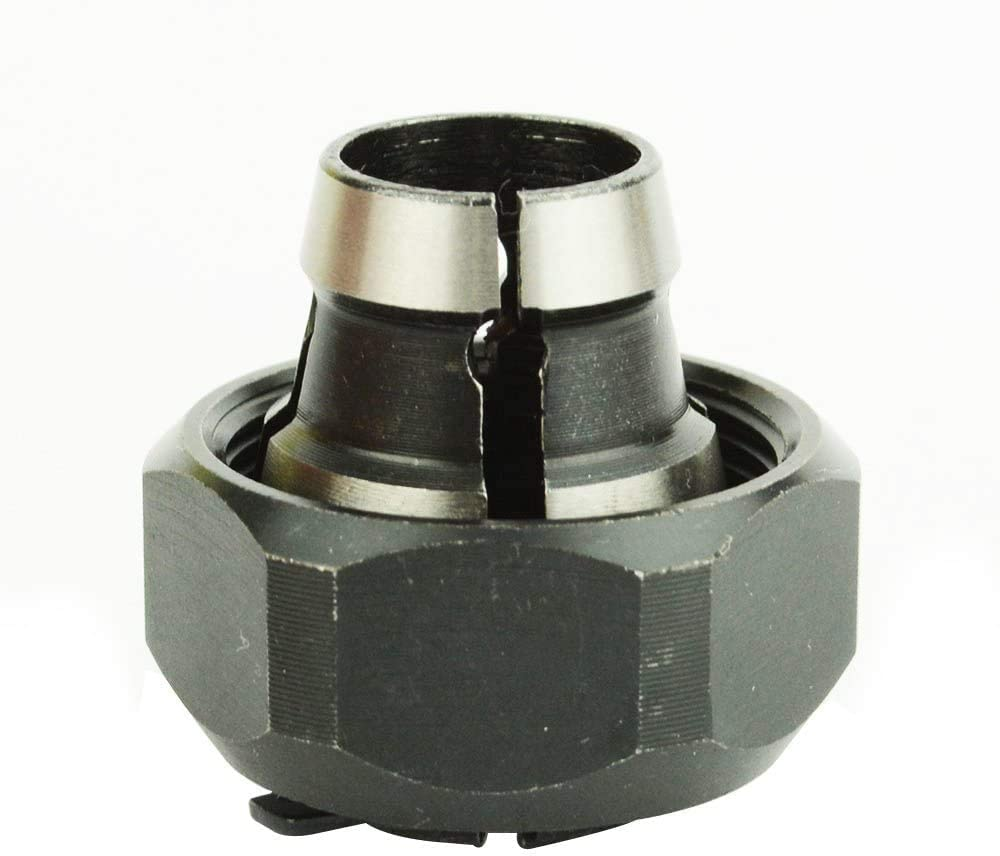 42950 1 2- inch Router Regular store Collet Delta San Antonio Mall for CABLE PORTER models Fit