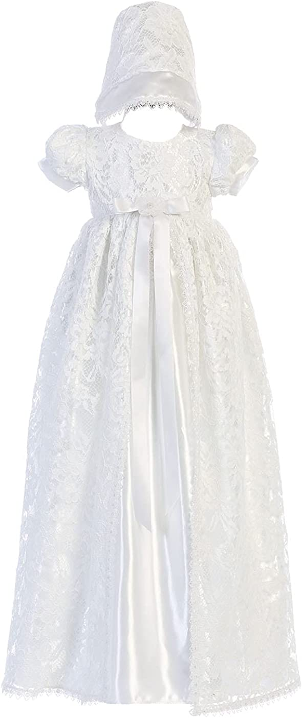 Max 70% OFF Baptism Dresses for Baby Albuquerque Mall Girls Christening Gir