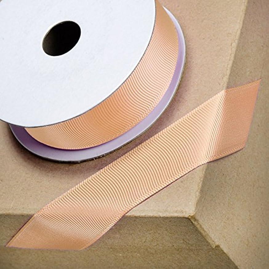 Club Green Grosgrain Ribbon Peach 38MMX10, Fabric, 12.1 x 12.1 x 3.08 cm