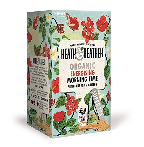 Heath & Heather Morning Time Tea 20 Bags
