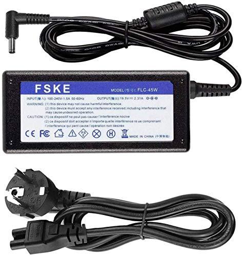 FSKE 45W 19.5V 2.31A Fuente de alimentación 450-18920 C4K9V Cargador de computadora portátil para DELL Inspiron 5558 Vostro 3558 portátil Fuente de alimentación EUR 4.5 * 3.0 mm