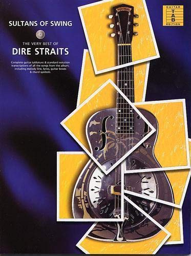 Dire Straits Sultans Of Swing The Very Best Of (TAB): Songbook, Grifftabelle für Gitarre: Sultans of Swing (Very Best of