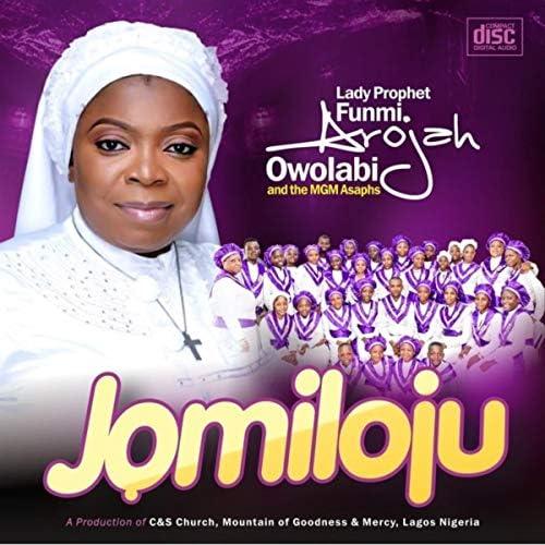 Lady Prophet Funmi Arojah