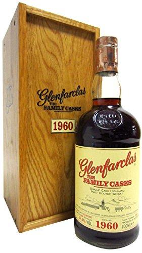 Glenfarclas - The Family Casks #1767-1960 47 year old Whisky
