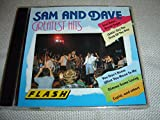 Sam and Dave Greatest Hits / Soul Sister, Brown Sugar – (Sittin' On) The Dock of the Bay – You Don't Know What You Mean To Me – Gimme Some Loving – Cupid [Audio CD]