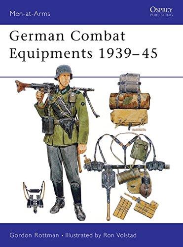 German Combat Equipment 1939-45 (Men at Arms Series, 234)