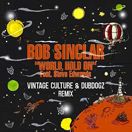 Bob Sinclar, Vintage Culture & Dubdogz feat. Steve Edwards