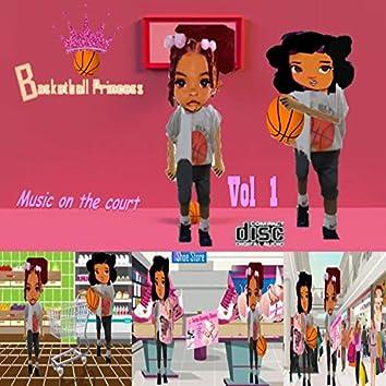 Basketball Princess Vol 1(Music on the Court)