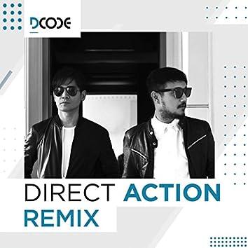 Kiss It Loud (feat. Shae, Fangtatis) [Direct Action Remix Live]
