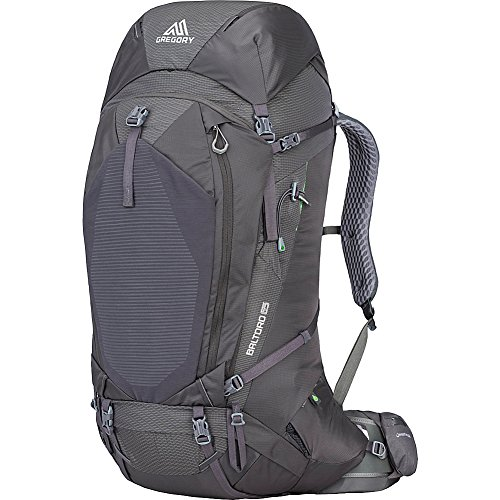 Gregory Men's Baltoro 65 Backpack (Onyx Black - Medium)