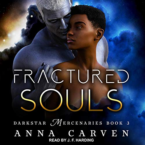 Fractured Souls audiobook cover art