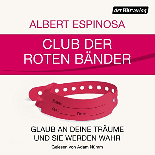 Club der roten Bänder audiobook cover art