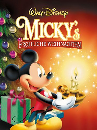 Micky fröhliche Weihnachten