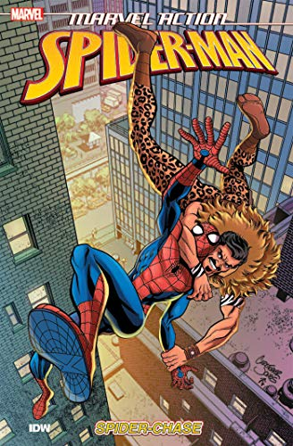 Marvel Action: Spider-Man: Spider-C…