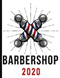 Barbershop - Barber Pole – Red, White, and Blue: 2020 Sche