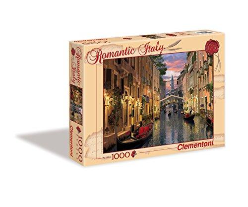Clementoni - Puzzle 1.000 Piezas Venecia 39218.6