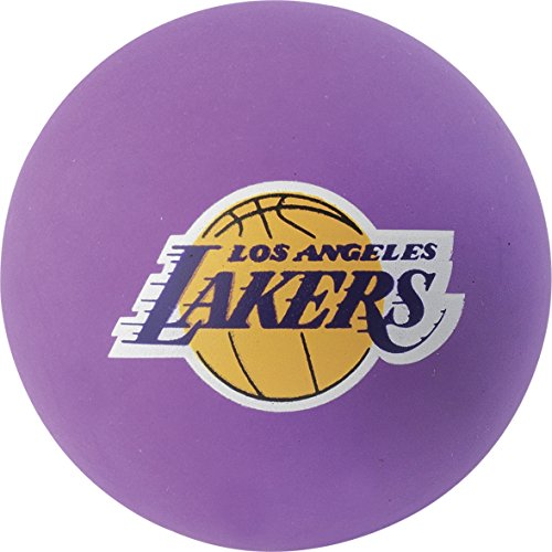 Spalding NBA Spaldeens La (51-197Z) Vpe 24Pcs Minibalones de Baloncesto, Morado, Talla Única