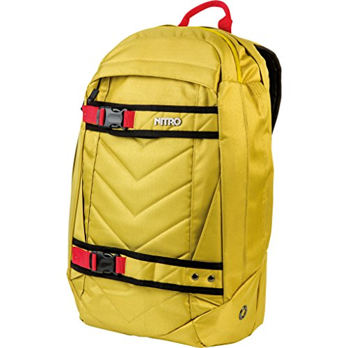 Nitro Aerial Rucksack, Multifunktionsrucksack, Schulrucksack, Daypack, Schoolbag,...