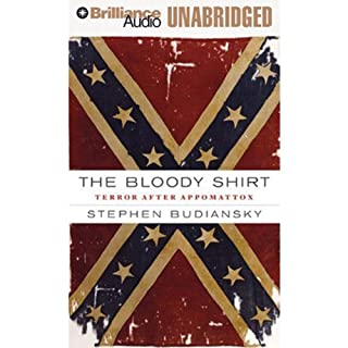 The Bloody Shirt audiobook cover art