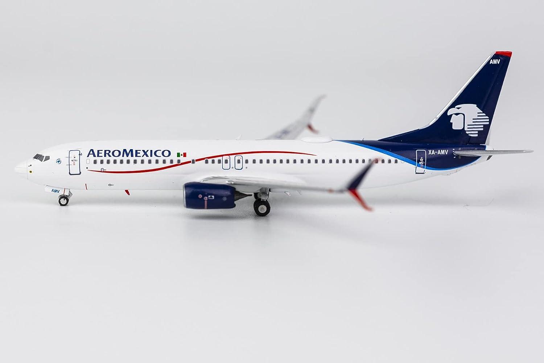 NGM58090 1:400 25% OFF NG Model AeroMexico pre- B737-800 Limited time cheap sale #XA-AMV S Reg