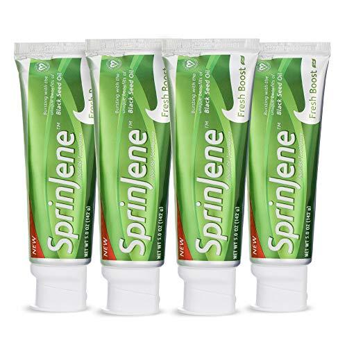 Non Menthol Toothpaste