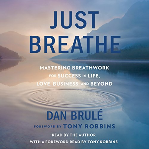 Just Breathe audiobook cover art