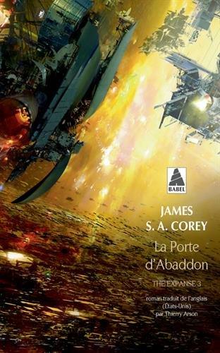 The Expanse, Tome 3 : La porte d'Abaddon