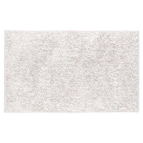 Sealskin badmat, Polyester, Grijs, 50 x 1 x 80 cm