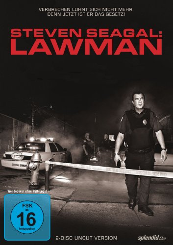 Steven Seagal: Lawman [2 DVDs]
