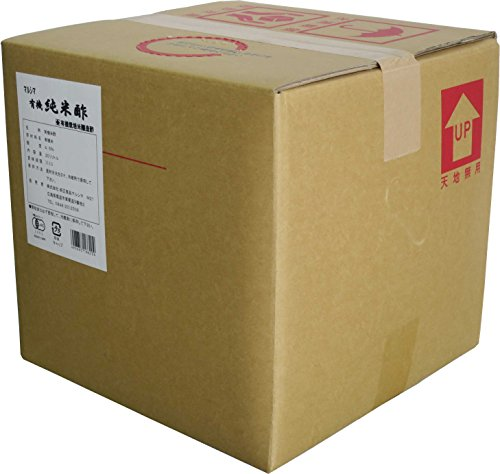 マルシマ 有機純米酢(業務用) 20L 1662 0876875