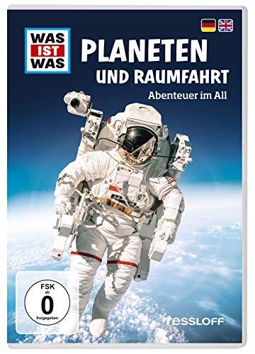 Was Ist Was DVD Planeten und Raumfahrt. Abenteuer im All