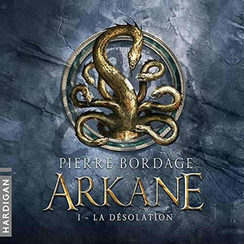 La Désolation cover art