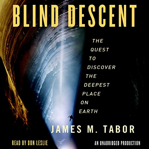 Blind Descent cover art