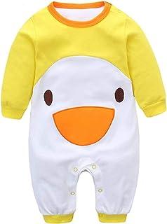 Geizland Babys Baumwolle Strampler Mädchen Jungen Strampler Schlafanzug Cartoon Outfits