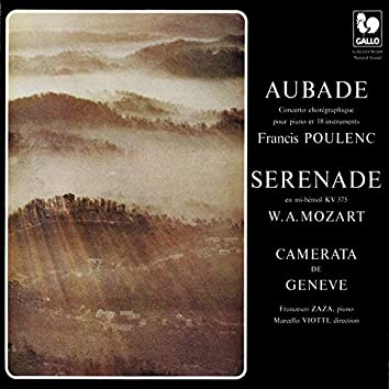 Poulenc: Aubade, FP 51 - Mozart: Serenade No. 11 in E-Flat Major, K. 375
