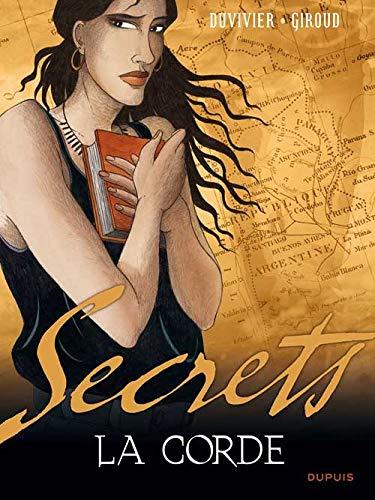 Secrets, La corde - tome 1 - Secrets, La corde 1/2