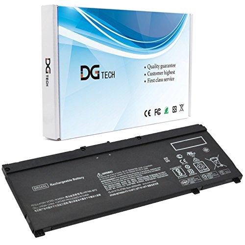 DGTECH New SR04XL Laptop Battery Compatible HP Omen 15-ce000 15-ce000ng 15-ce002n Pavilion Power 15t-cb2000 917678-1B1 917724-855 TPN-Q193 HSTNN-IB7Z (15.4V 70.07Wh/4550mAh)
