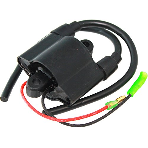 Caltric Ignition Coil Compatible With Mariner 40 40Hp 40-Hp Elpt-Bf 4 Stroke 40 Hp Engine 2001 2002