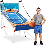 E-Jet Basketball Arcade Game, Gifts for Boys & Girls, Children Teens & Adults | Dual Shot 16-in-1 Games, Birthday Christmas Party