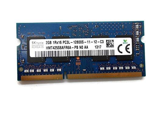 Hynix RAM-geheugen 2GB 1600 MHz CL11 SO DIMM 204 pin DDR3L HMT425S6AFR6A-PB