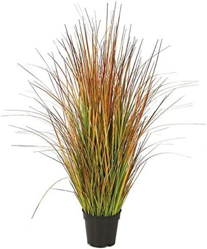 35 San Francisco Mall Inch PVC Onion Sale SALE% OFF Grass Multi-Fall - Bush Colors