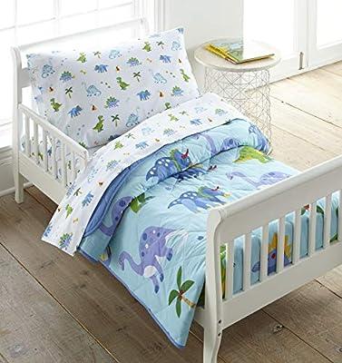 Wildkin 4 Piece Toddler Bed in A Bag